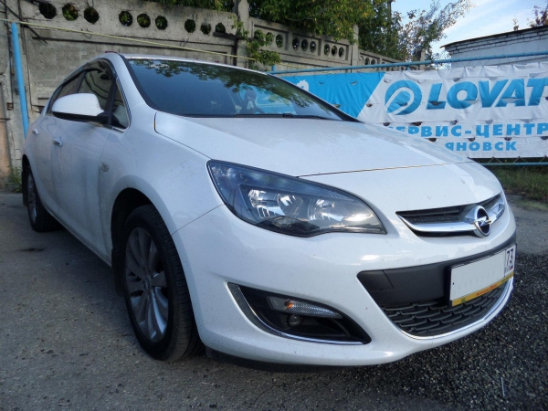 Opel Astra 35 торо